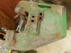 John Deere 103 Lb Suitcase Weights For 5000 Series Tractors More Part r127764