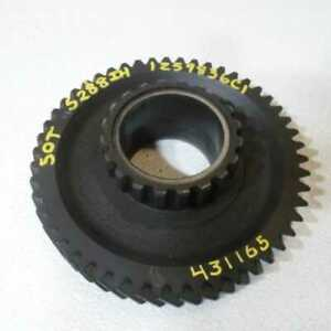 Used Gear 3rd And 4th Speed International 5288 5088 7488 5488 7288 1259836c1