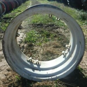 Used 15 X 30 4 Double Loop Rear Rim Ford Massey Ferguson New Holland