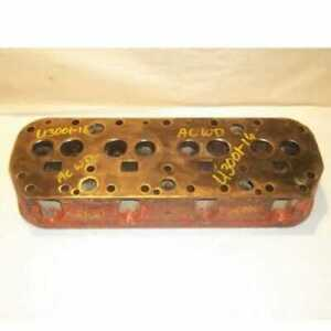 Used Cylinder Head Allis Chalmers Wc Wd
