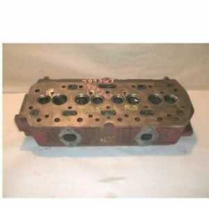 Used Cylinder Head Compatible With International B414 424 444 354 2444 2424