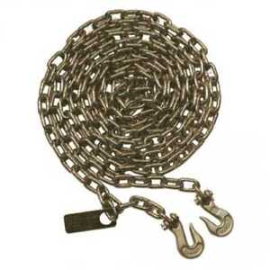 Chain Assembly With Id Tag Grade 70 3 8 X 25 Feet