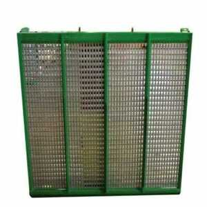 Sieve Bottom John Deere 9760 Sts 9650 Sts 9660 Sts 9770 Sts 9750 Sts 9670 Sts