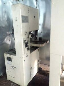 Grob Metal Bandsaw Welder Band Saw 18