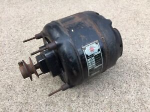 Antique Packard General Motors Model 6229 Sunlight 115v 1 4hp Electric Motor