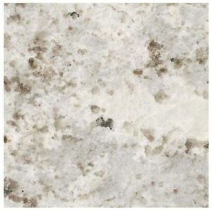 Alaska White 112 x26 Polished Granite Prefab Countertop