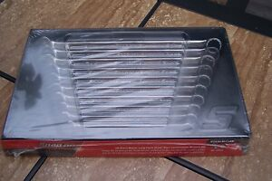 Snap on Tools Flank Drive Plus Metric Long Combination Wrench Set Soexlm710b