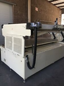 Screen Printer Machine Mino Group Co Mat V 100200