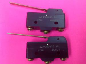 Honeywell Micro Switch Bz rw8435 a2 Limit Switch Lot Of Two 2 New