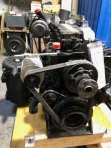 Perkins 1506 Diesel Engine 300hp All Complete And Run Tested
