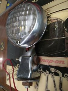 Vtg Auto Truck Accesory Backup Light Ford Chevy Dodge Rat Or Hot Rod Pm Co 401