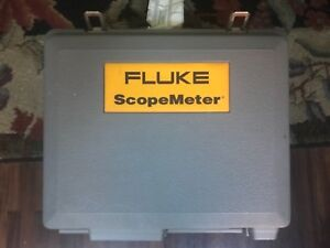 Fluke 92b Digital Oscilloscope
