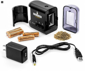 Evergreen Art Supply Electric Pencil Sharpener With Adjustable Sharpness For
