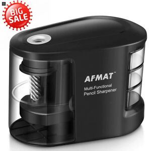 Electric Pencil Sharpener Battery Operated Usb For Home Office School