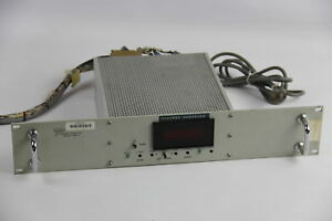 Plasma therm Inc Model Prm 2 Chamber Pressure Test With Digital Readout