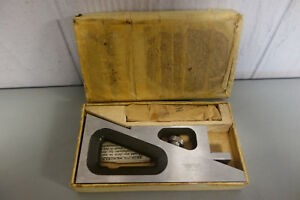 Pre owned Lufkin No 900 Master Planer Gage Vintage Machinist Tools