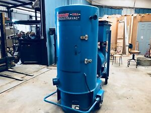 Industrial Vacuum Spencer dust Collector 10 Hp