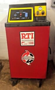 Rti Atx 2 Fluid Transmission Flush Fluid Exchange Machine 195