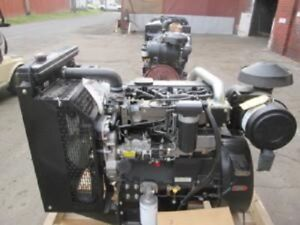 Perkins 1104 Diesel Engine 80hp All Complete And Run Tested
