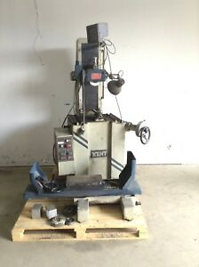 Kent Industrtial Co Kgs 200 Surface Grinding Machine