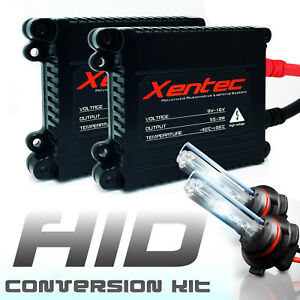 Xentec Ac 55w Metal Hid Kit All Car Models All Colors 2 Bulbs 2 Ballasts Light