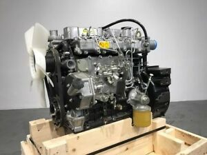 2012 Cat 3044 Diesel Engine 63hp All Complete And Run Tested