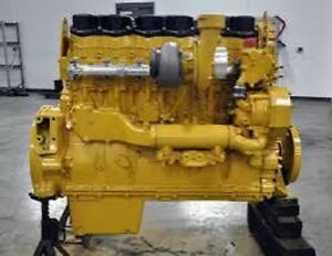 Cat C15 Diesel Engine 6nz 550hp All Complete And Run Tested