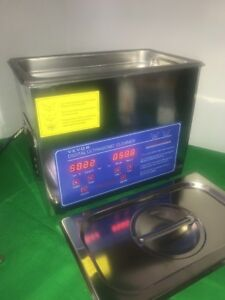 Vevor Commercial Grade Digital Ultrasonic Cleaner Ps 20a 3 2l