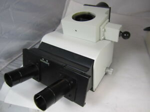 Leitz Wetzlar Microscope 512 761 20 Tilting Ergonomic Head