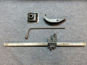 Vtg Bumper Jack Tire Iron Chevy Buick Olds Pontiac Ford Mopar Has A 0 Stamp