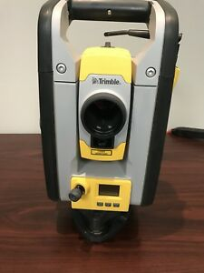 Trimble Sps720 Robotic Total Station 3 2