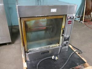 henny Penny tr 6 Hd Commercial Electric Rotisserie Oven W therma Vec System
