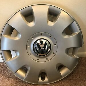 15 Vw Hubcap Wheel Cover For 05 10 Jetta Rabbit Or Golf