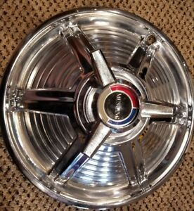 1964 1 2 1965 Ford Mustang 14 Inch Wheel Cover C4za 1130 j 890315 23269