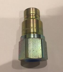 Parker Fem 502 8fp 1 2 Hydraulic Quick Disconnect Coupling