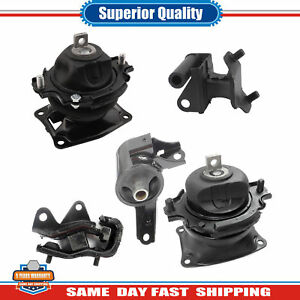 4557 4558 4575 4587 65017 Engine trans Mount For Honda Odyssey 3 5l I vtec