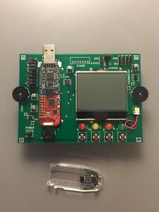 Texas Instrument Msp430 Usb Stick With Sophisticated Dev Board