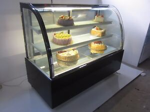 220v Refrigerated Bakery Display Cabinet Commercial48 Cake Display Case Cabinet