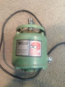 Used Taco Red Baron 116 144 Circulator Pump In Excellent Working Condition