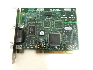 National Instruments 183617k 01 Pci gpib Ieee 488 2 Controller Adapter Card B16