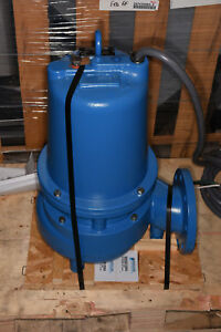 Goulds Ws5012d4 5 Hp Submersible Sewage Pump new In Box