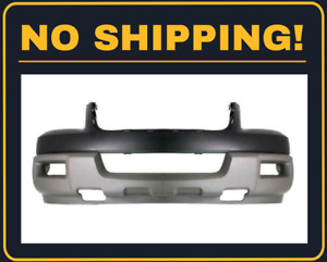 New Front Bumper Cover Fit Ford Expedition Xlt Model 2003 Fo1000524