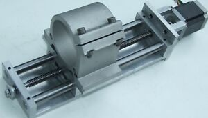 Z Axis 7 Travel 4 Width Heavy Duty For 80mm Spindle Mount Cnc Router