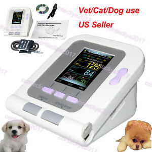 Cat dog animal vet Electronic Sphygmomanometer Automatic Blood Pressure Monitor