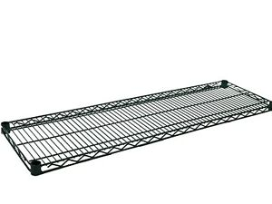 Metro 2460nk3 Super Erecta Shelving 60 wx24 d Shelf Metroseal 3 W microban