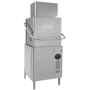 Hobart Am15vl 6 Ventless Single Rack Dishwasher Up To 40 Racks Per Hour 1ph
