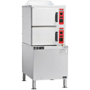 Vulcan C24et10 bsc Two Compartment Convection Steamer Electric 208v