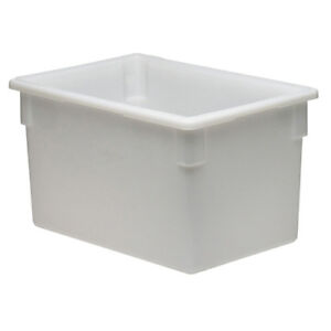 Cambro 182615p148 Food Storage Box Full size 22 Gallon White