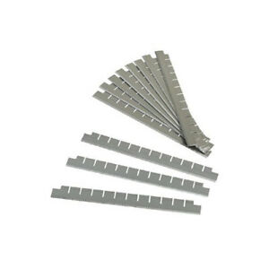 Nemco 436 1 1 4 French Fry 1 4 Blade Set For Commercial Fry Cutter And Wedger