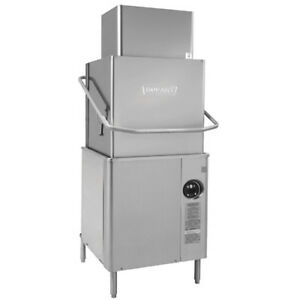 Hobart Am15vl 2 Ventless Single Rack Dishwasher Up To 40 Racks Per Hour 3ph